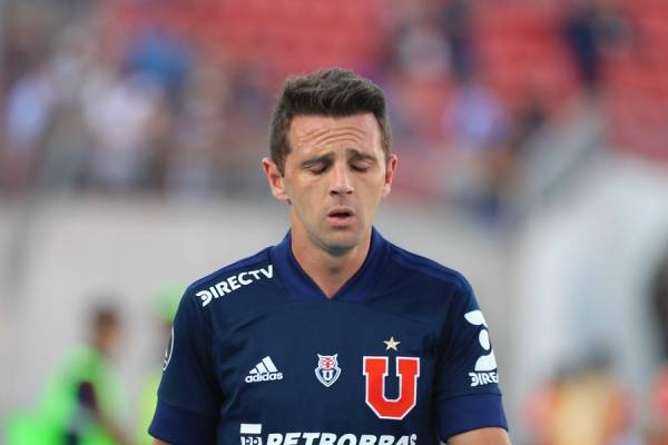 Definitivo: Montillo confirma que no renovará con la Universidad de Chile