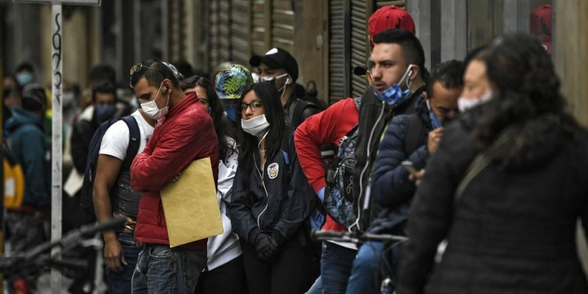 Bogotá impone restricciones por género, como medida contra el coronavirus