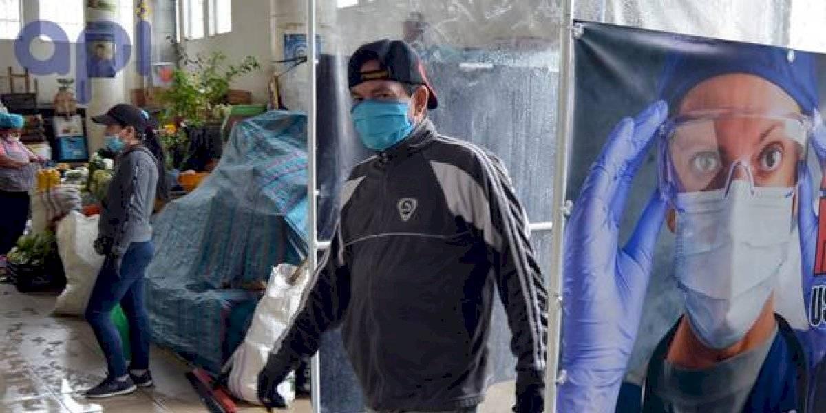 Cifras de coronavirus en Ecuador: 4450 contagiados y 242 fallecidos