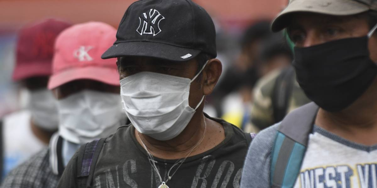 Casos de Coronavirus en Guatemala ascienden a 87