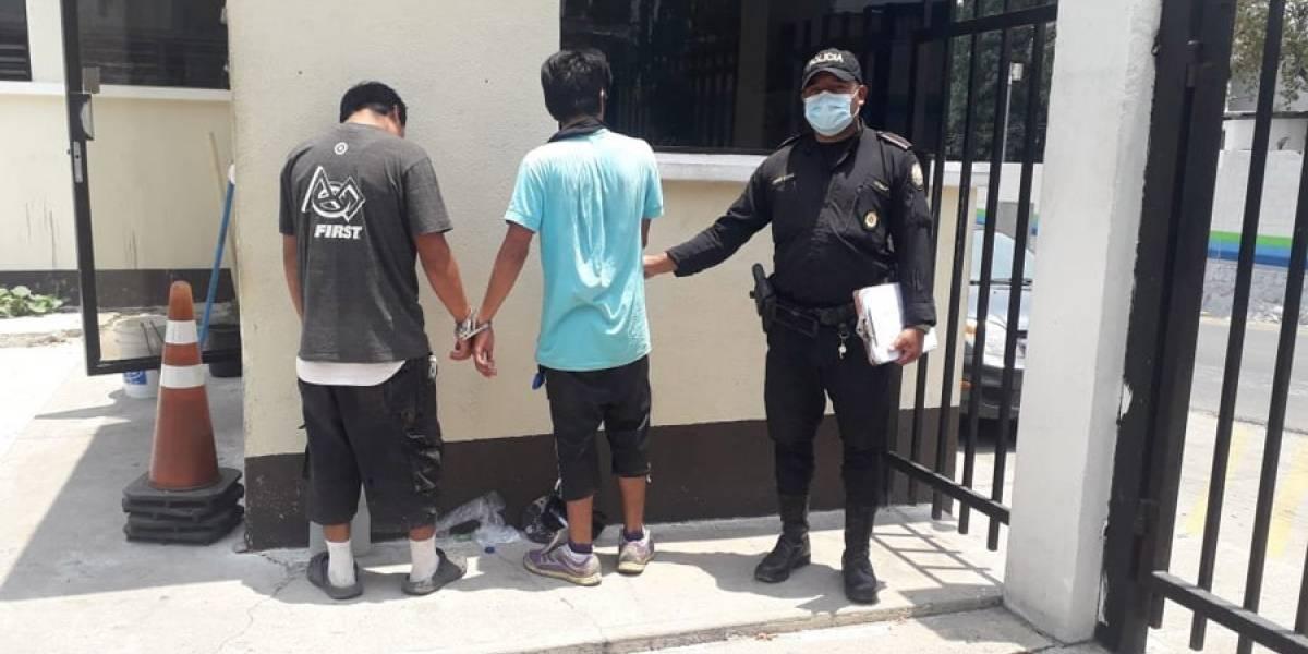 PNC reporta varios capturados por violentar restricción de venta y consumo de licor