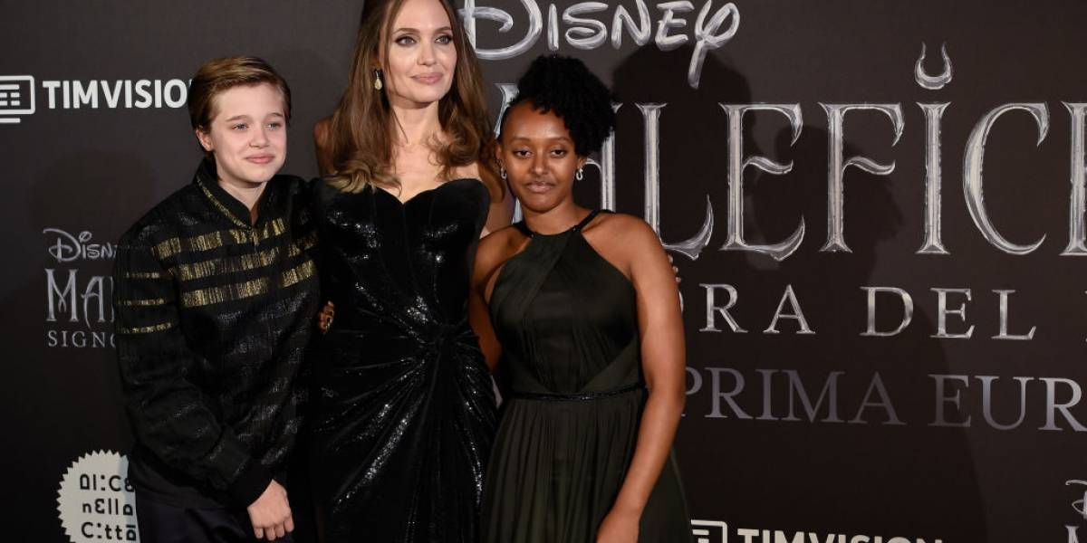 The children of Angelina Jolie and Brad Pitt have a beautiful complicity, and these pictures prove it