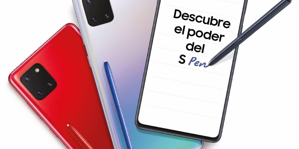 Samsung Galaxy S10 Lite y Note10 Lite ya están en Chile