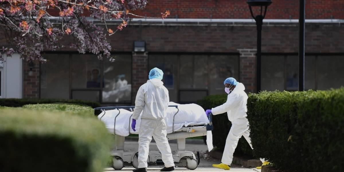 Nueva York registra nuevo récord de muertes por coronavirus