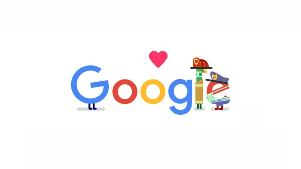 Coronavirus: Google se equivoca en su doodle por primera vez en la historia