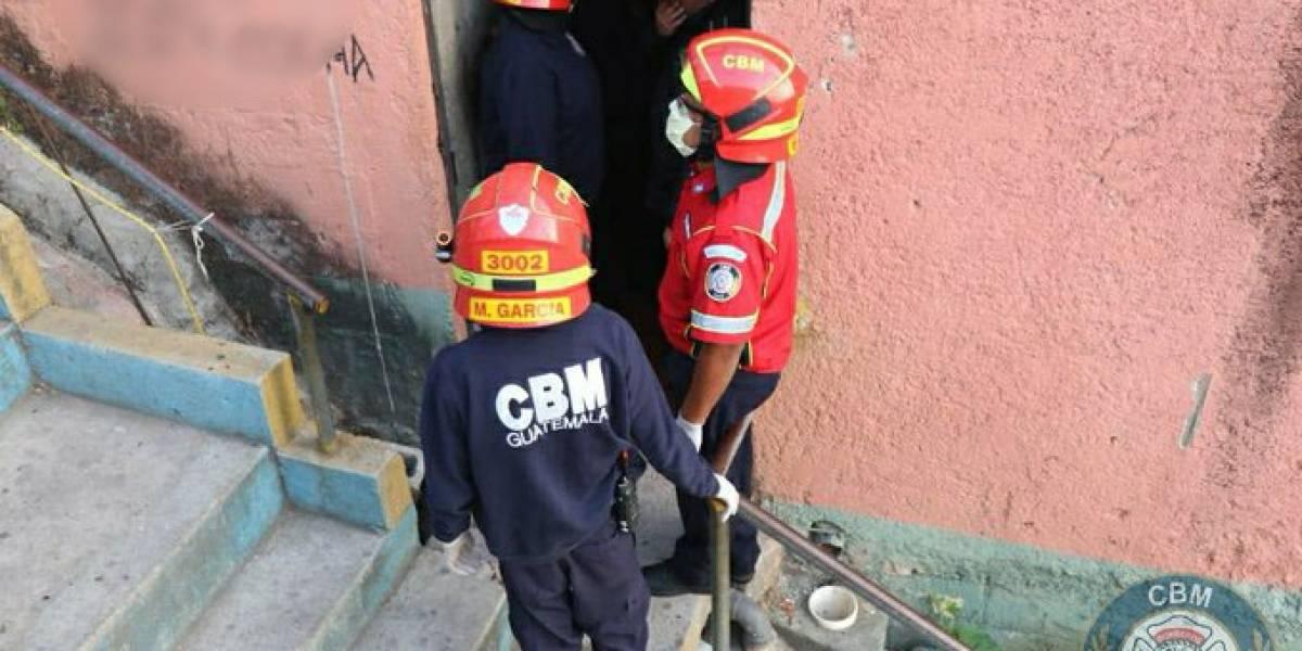 Familia es víctima de ataque armado en Villa Nueva