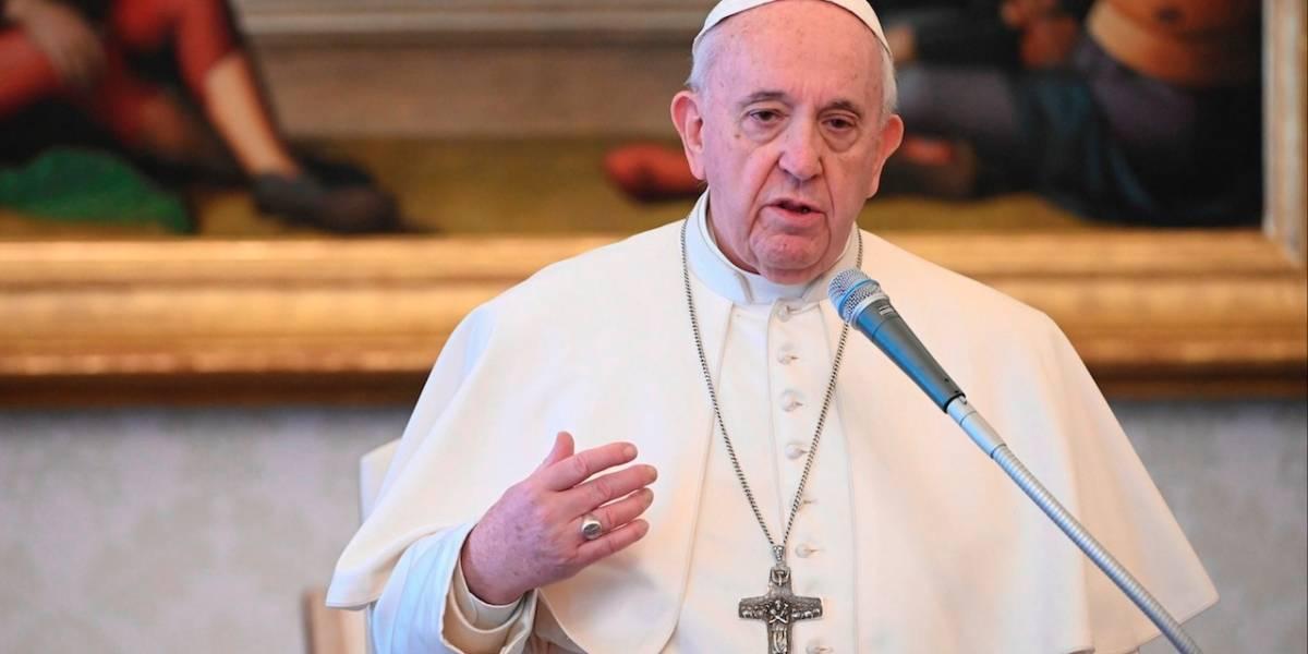 La solidaria propuesta del papa Francisco para apoyar a afectados por crisis del coronavirus