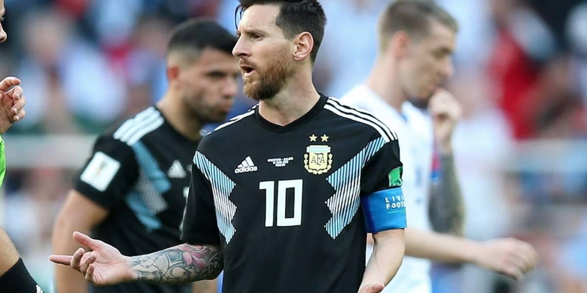 ¡No se guardó nada! Lionel Messi arremetió contra canal deportivo por publicar falsas noticias