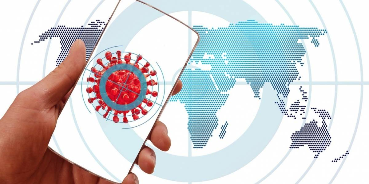 Rastreo de smartphones ayuda a combatir la COVID-19