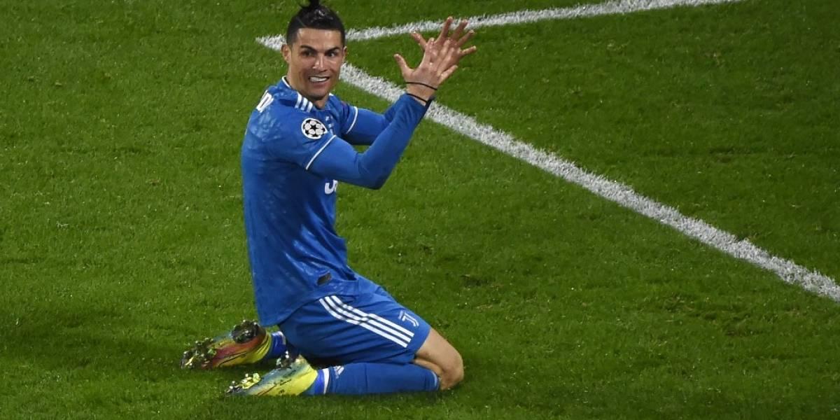 FOTOS. Cristiano Ronaldo nuevamente rompe el aislamiento social en Portugal
