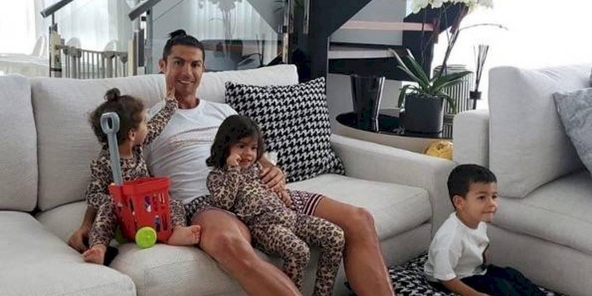 Uma mansão de sete andares: o luxuoso confinamento de Cristiano Ronaldo e sua família