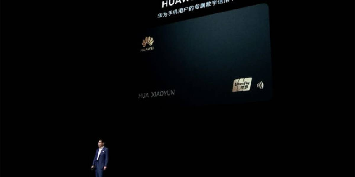Huawei, Apple, Samsung: las tarjetas de crédito son el siguiente campo de batalla de estos gigantes de la tecnología