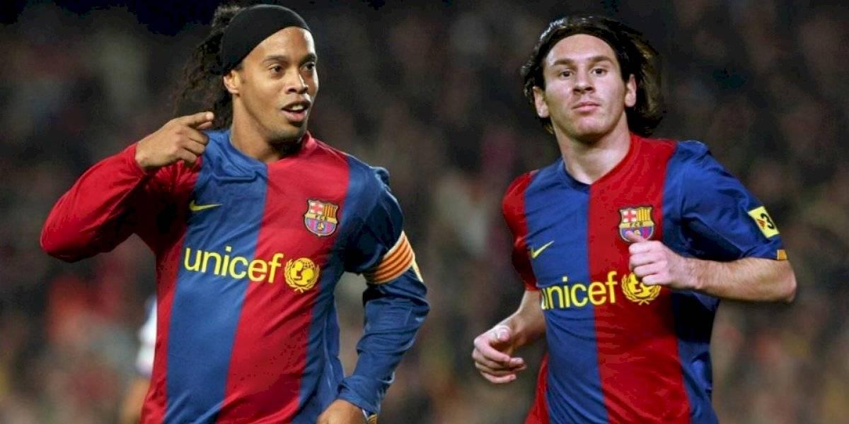"""Lionel Messi explota contra las """"fake news"""" que lo ligan al pago de la fianza de Ronaldinho"""