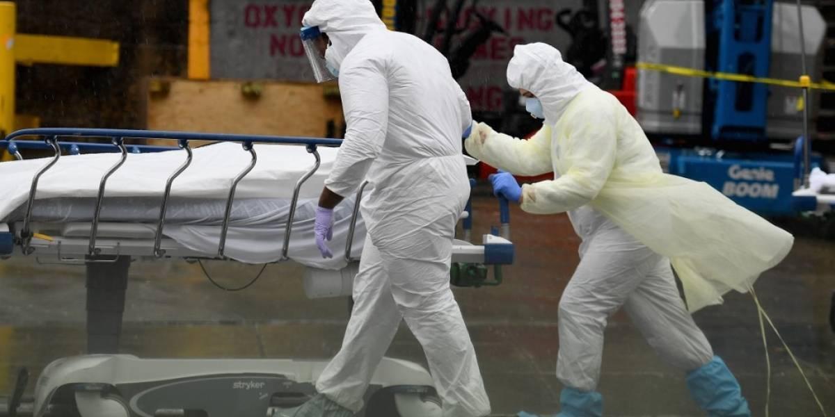 Nueva York registra nuevo récord de muertos por coronavirus