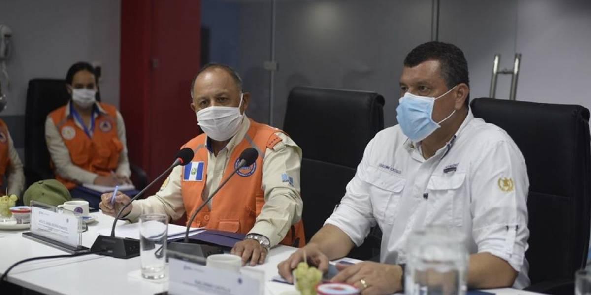 Vicepresidente y distintas entidades dan seguimiento a medidas por emergencia del Covid-19
