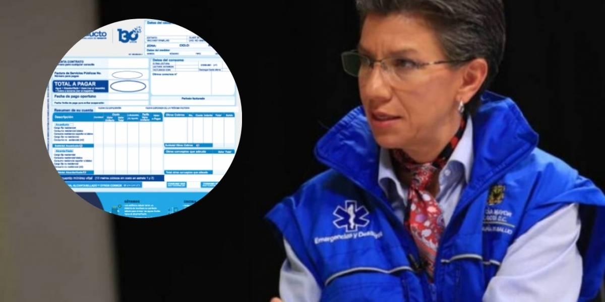 Claudia López propone que se acaben los estratos en Bogotá