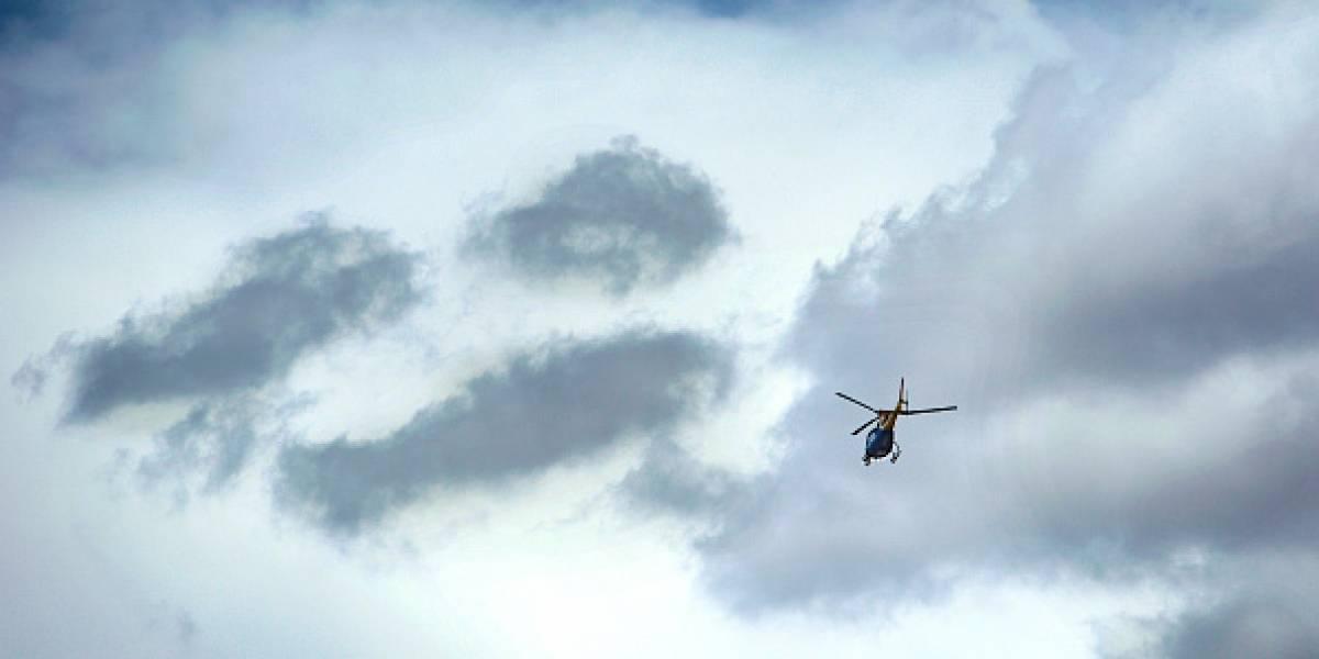 Formalizarán a cinco personas por viajar en helicóptero a segundas viviendas en medio de la pandemia