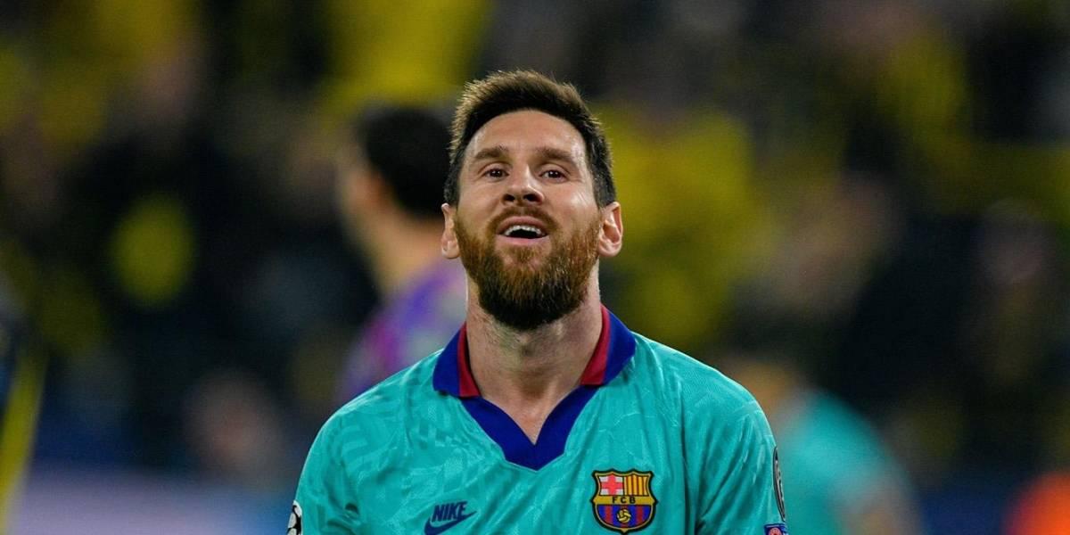 Lionel Messi da su opinión sobre el paulatino regreso del futbol
