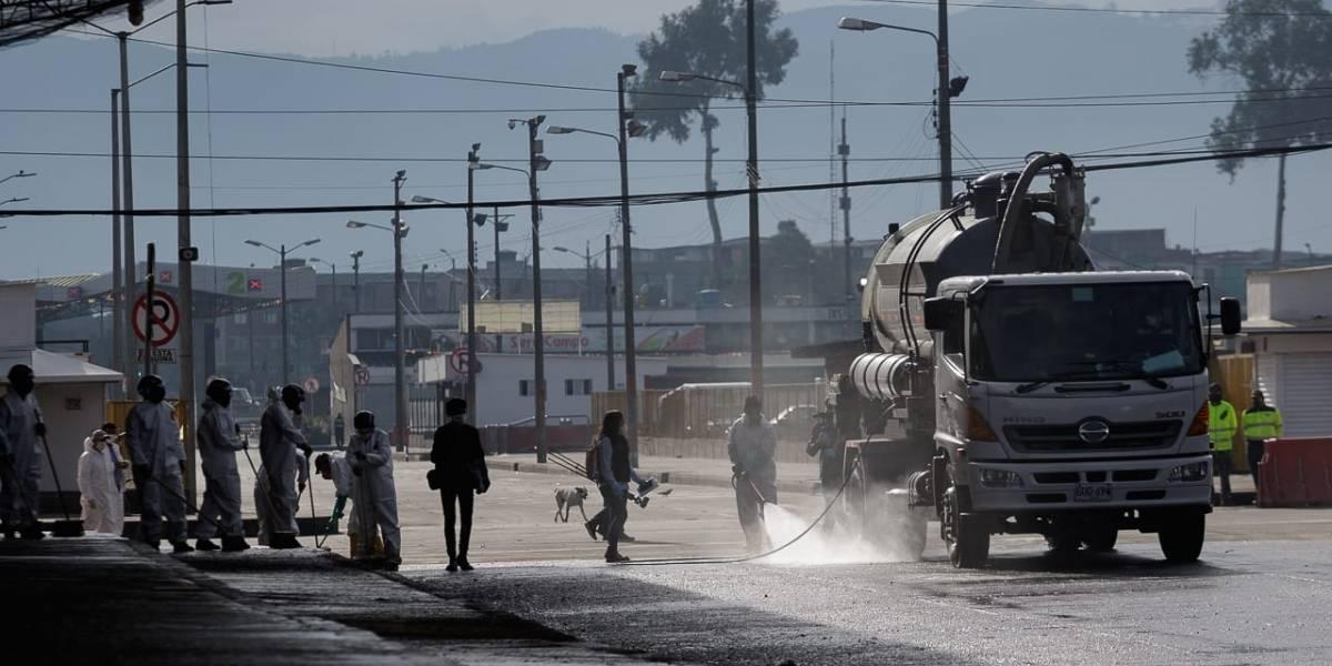 Colombia reporta 1.046 casos nuevos por COVID-19