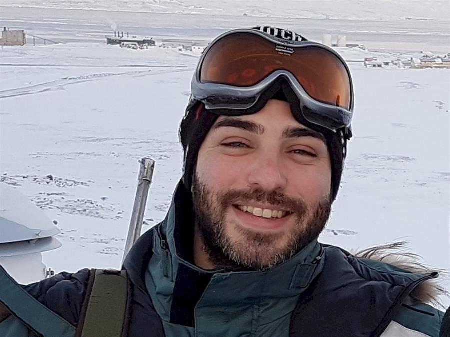 """Un científico atrapado en el Ártico por el COVID: """"La investigación es vital"""""""