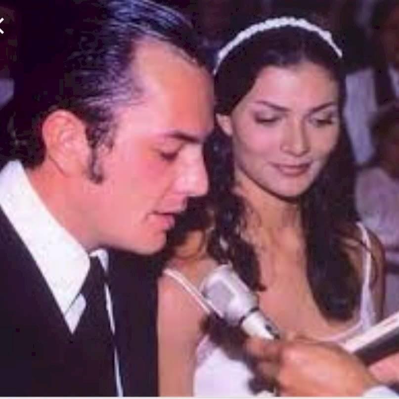 El matrimonio real de Hugo Lombardi y Betty, la fea que solo duró seis meses