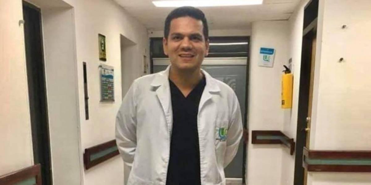 ¿Quién era el médico que murió en Colombia por coronavirus?