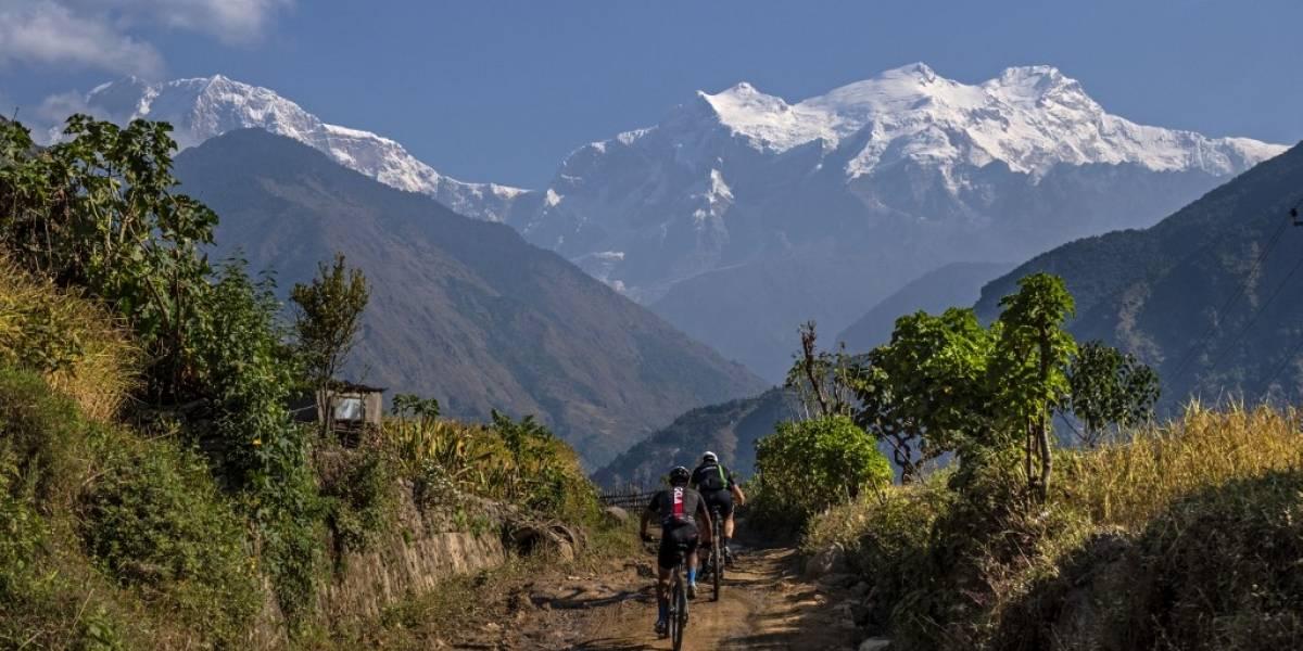 FOTO. Covid-19: Cuarentena dejar ver el Himalaya desde la India por primera vez en 30 años
