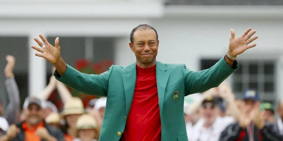 """VIDEO. Tiger Woods: """"Habría estado listo para defender mí título en el Masters"""""""