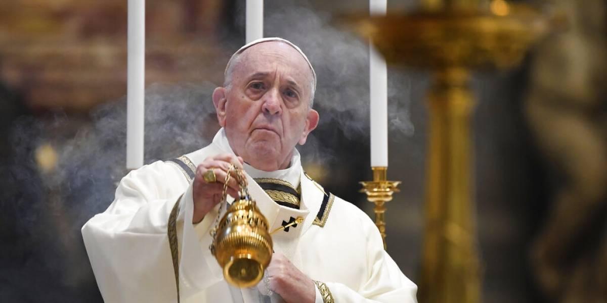 """Papa Francisco reza por quienes limpian hospitales y calles, """"un trabajo que nadie ve"""" pero que es """"necesario"""""""