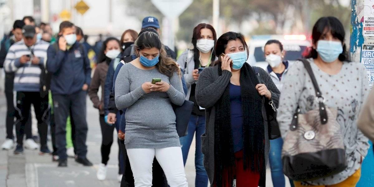 Familia colombiana de 17 miembros resultó toda contagiada de coronavirus