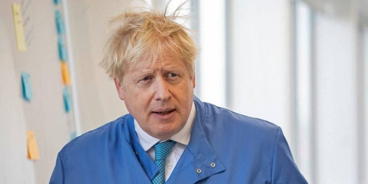 VIDEO. Boris Johnson sale del hospital tras estar internado por coronavirus