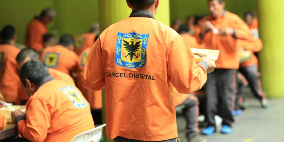 Confirman que guardia de la cárcel Distrital, en Bogotá, tiene Covid-19