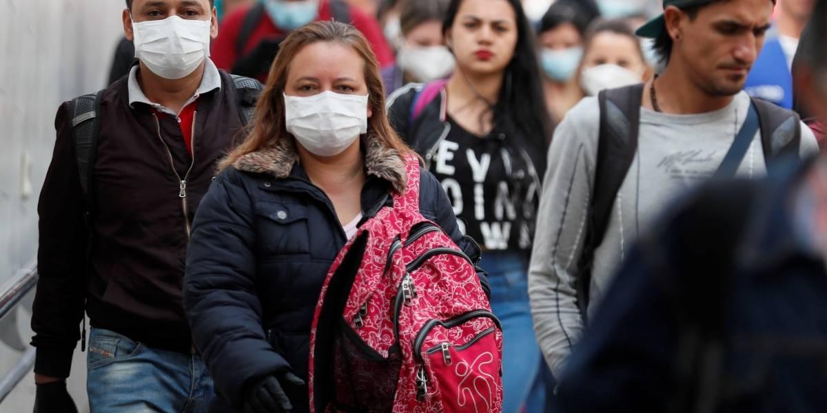 Bogotá se acerca a los 6.000 casos de coronavirus