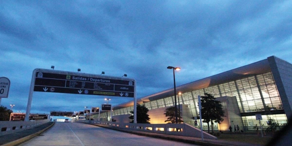 Reportan incidente con un avión de carga en aeropuerto de Carolina