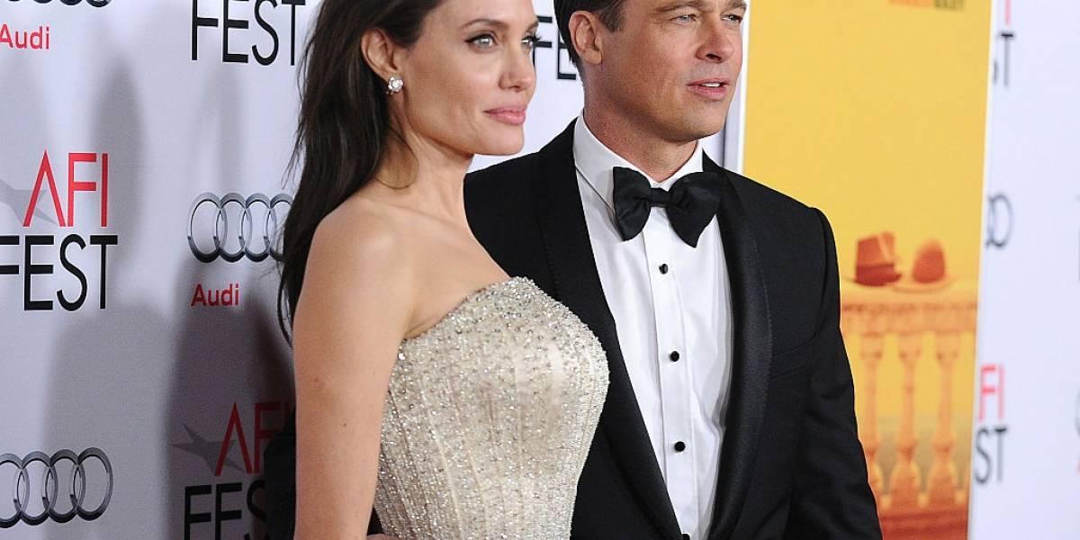 Angelina Jolie e Brad Pitt criam seu filho sem padrão de gênero