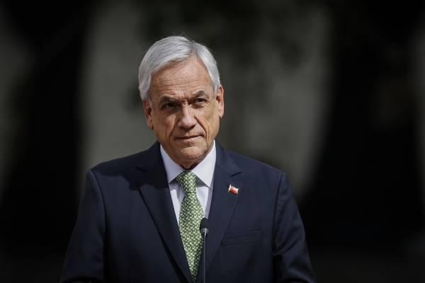 """Presidente Piñera afirma que el último año ha sido """"el más difícil de mi vida"""""""