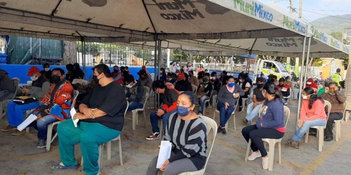 Ciudadanos acuden a municipalidades en busca de apoyo económico por emergencia del coronavirus
