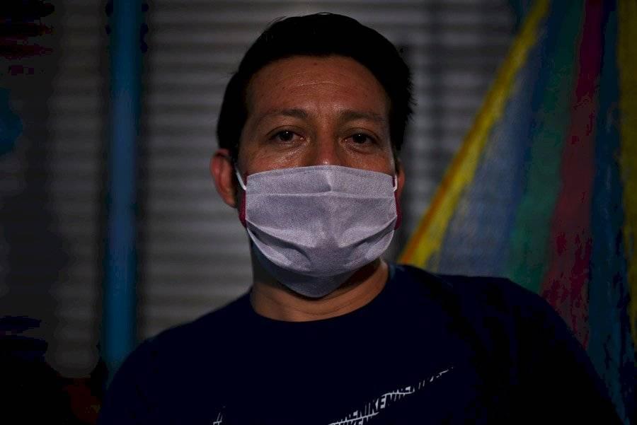 Bryan Rodríguez, vendedor de La Terminal