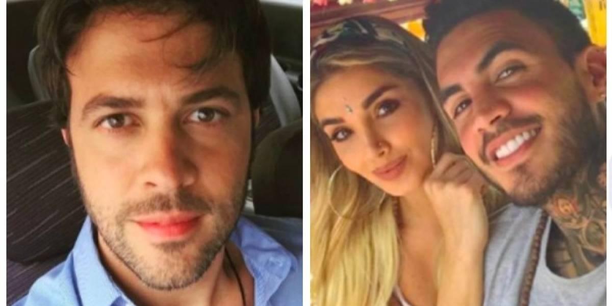 ¿Melina Ramírez ya tenía nuevo amor antes de terminar con Mateo Carvajal?