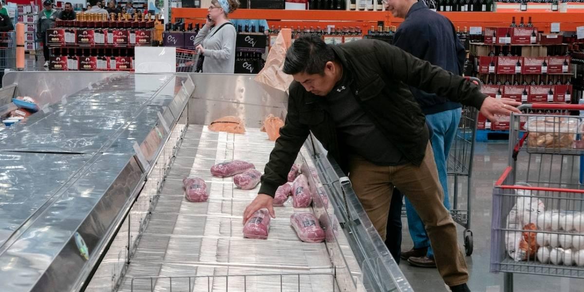 ¡Una preocupación más! ¿Por qué peligra el suministro de carne en Estados Unidos?