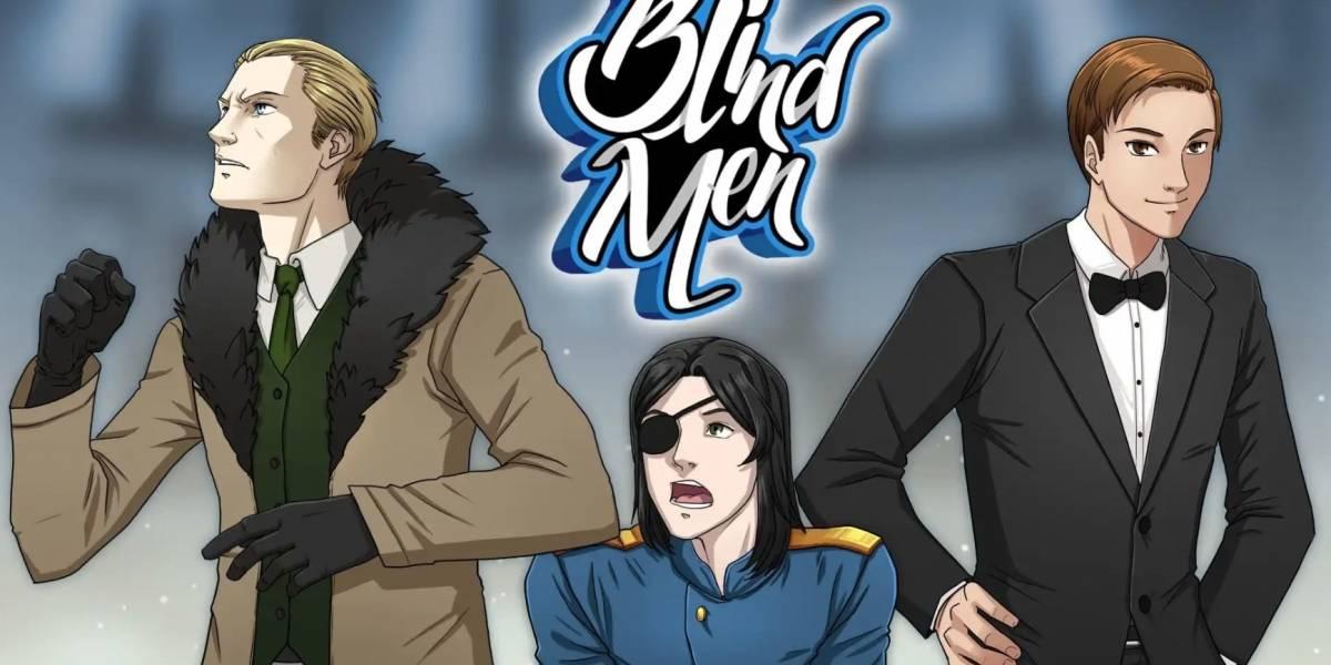 Game Blind Men chega nesta terça-feira para PlayStation 4