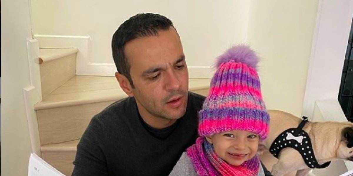 ¿Juan Diego Alvira volverá a ser papá muy pronto?