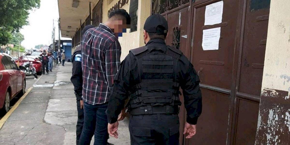 Escuintla: Remiten a menor implicado en crimen de abogada