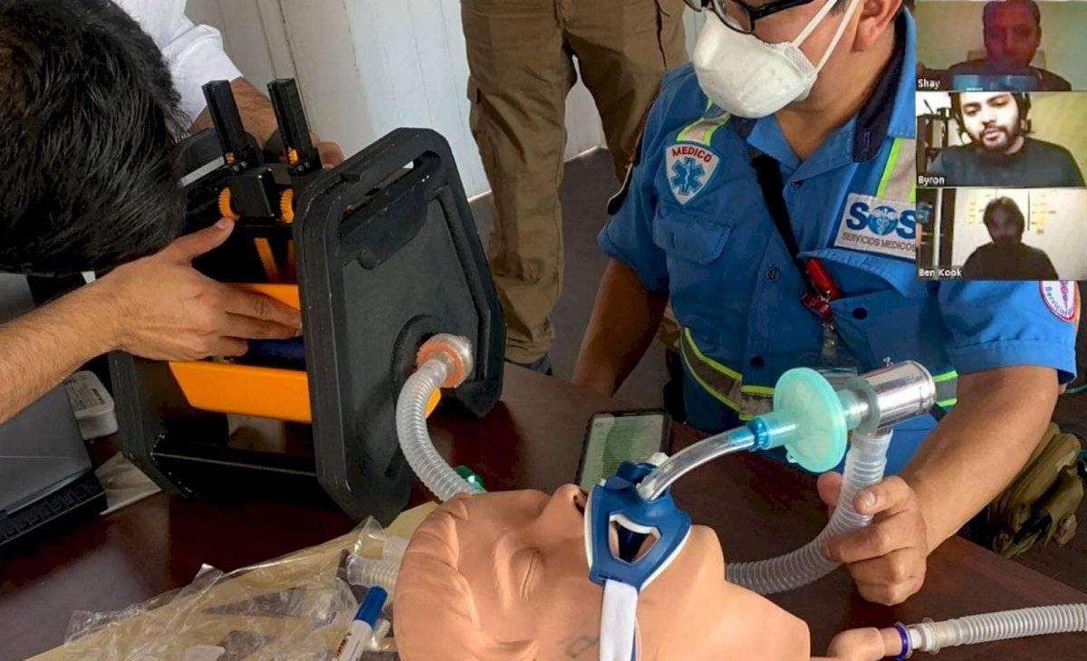VentiLab IG desarrollo Guatemalteco Covid-19