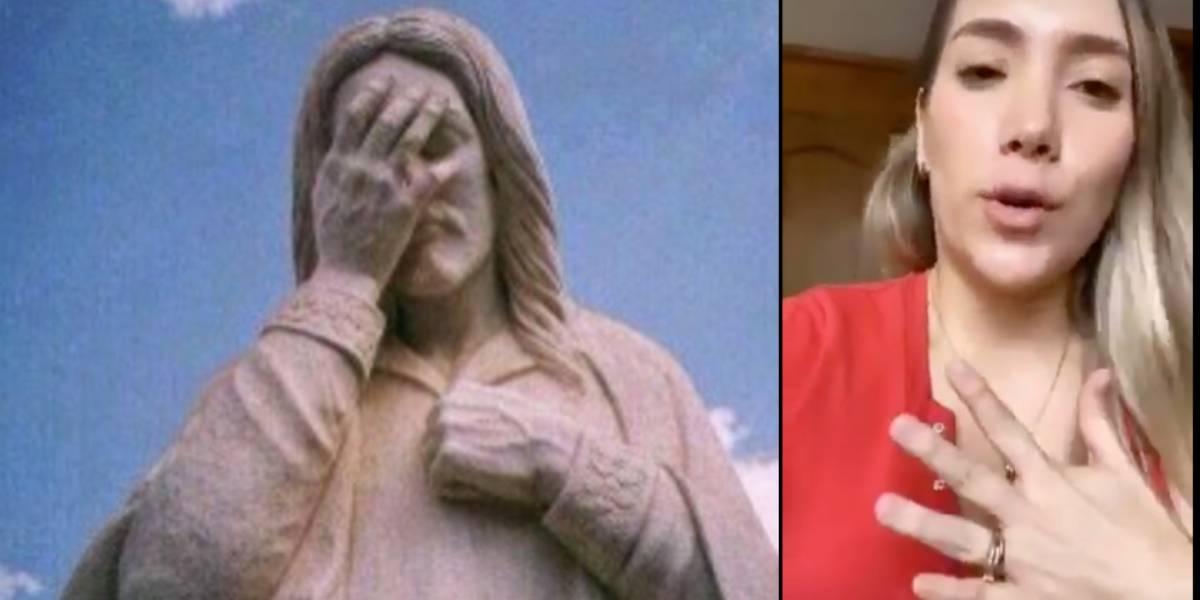 """Los mejores memes sobre la mujer que dijo que la cura contra el coronavirus es """"un pelito en la Biblia"""""""