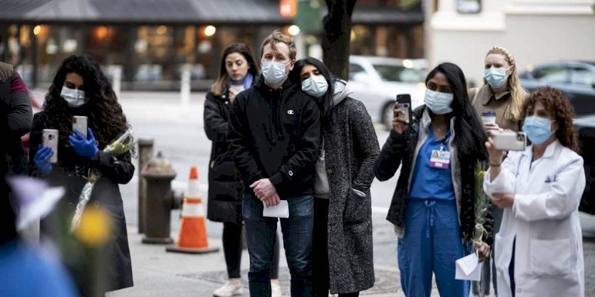 Nueva York supera la barrera de los 10 mil muertos por coronavirus