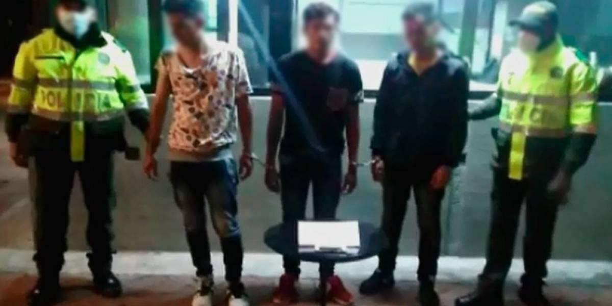 Cae banda señalada de robar médicos en Bogotá