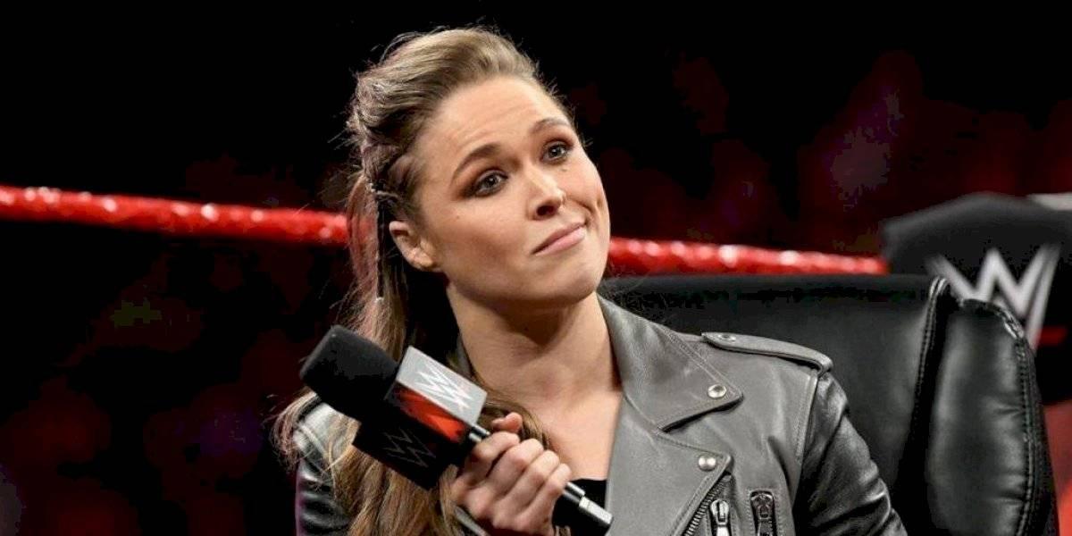 VIDEO. Ronda Rousey lanza fuerte insulto a los fanáticos de la WWE