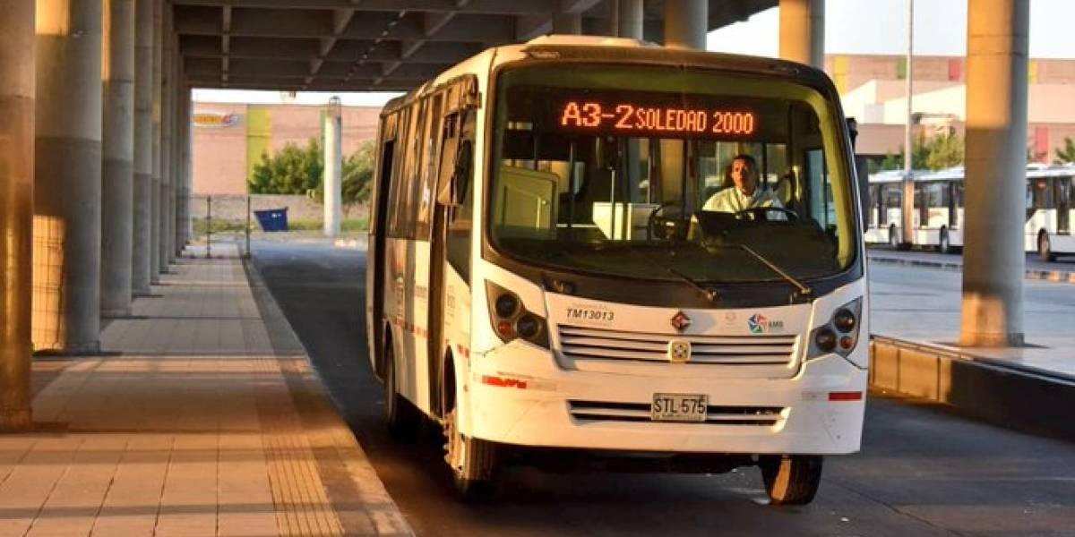Nueva programación en rutas de Transmetro en medio de contención de Covid-19