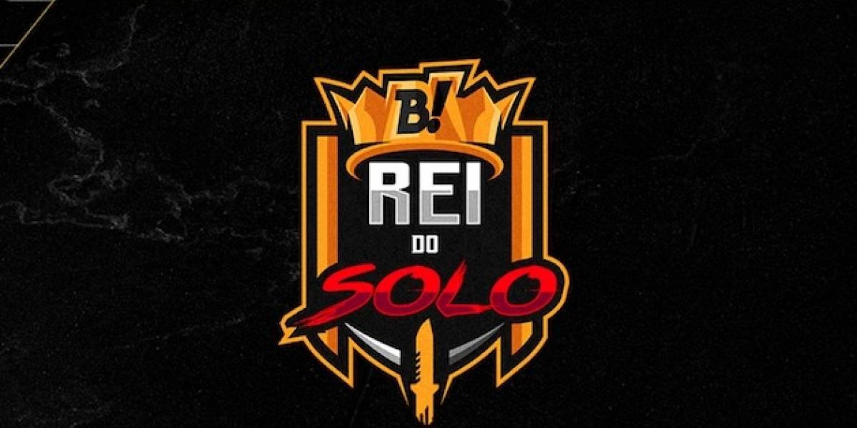 Competição Rei do Solo escolherá o melhor jogador no modo individual de Free Fire